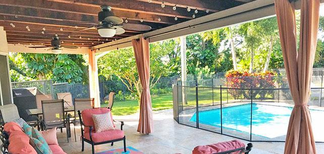 Winds of Change: The Magic of Outdoor Curtains