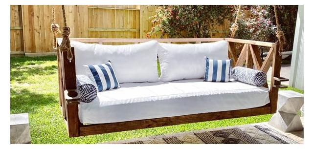 Crisp White Cushion that Never Goes Out Of Style
