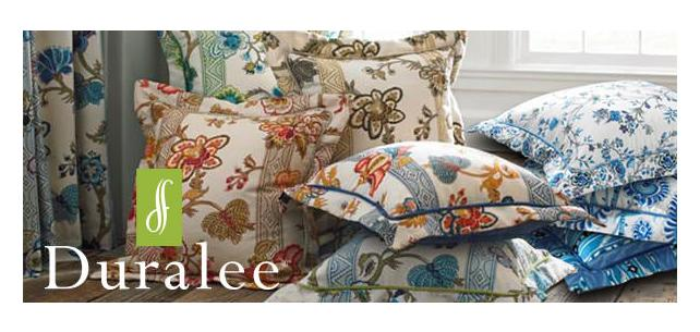 Bailey and Griffin Making History With Duralee Fabric