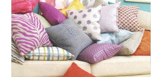 Eileen Kathryn Boyd Fabrics. Color your Interior World.