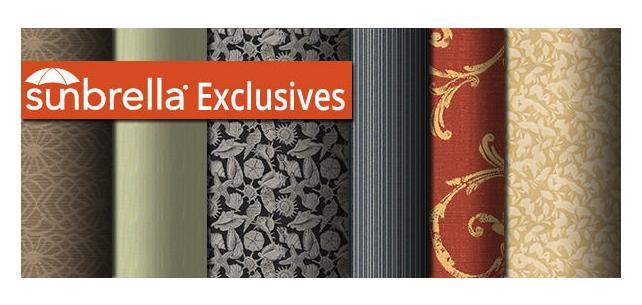 New! 53 Exclusive Sunbrella Fabric Patterns