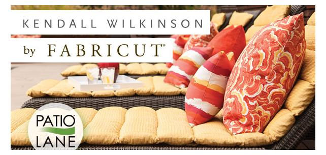 Kendall Wilkinson Introduces Her Lively Fabric Collection