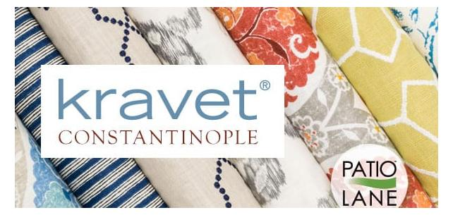 Rich History in Kravet's Constantinople Fabric Collection