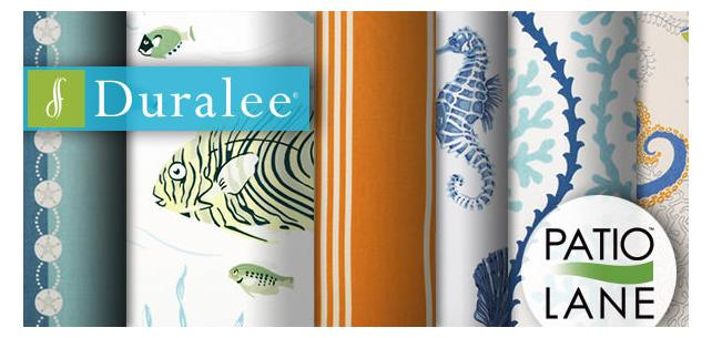 Splash into Spring With Duralee's Oceanview Fabric Collection
