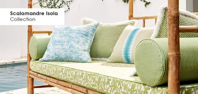 Be Inspired by the Islands With the New Scalamandre Isola Collection