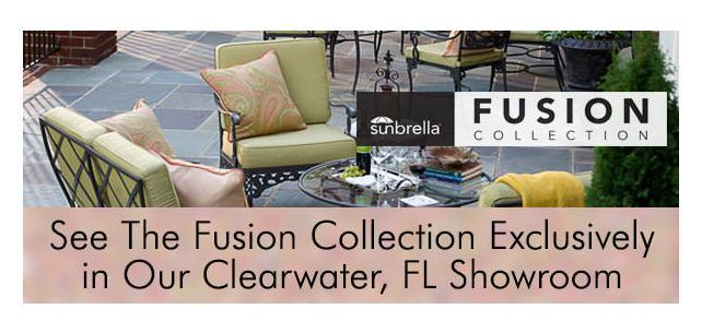 Fusion is Here! Sunbrella Fusion Fabric Exclusives