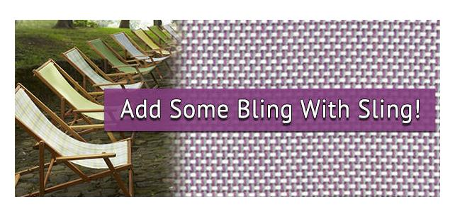 All New Sunbrella Sling Fabrics
