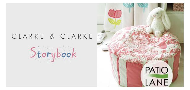 Encourage Imagination with Clarke and Clarke's Storybook Collection.