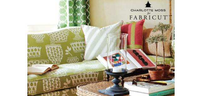 Patio Lane Now Offering the Charlotte Moss Fabric Collection by Fabricut