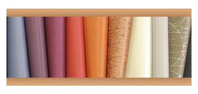 HI-TECH Colorful Contract Vinyl Fabric