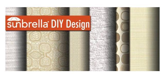 Sunbrella Fabric DIY Design - Winter White (Year Round)