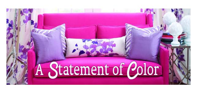 Radiant Orchid - Pantone Color of the Year 2014