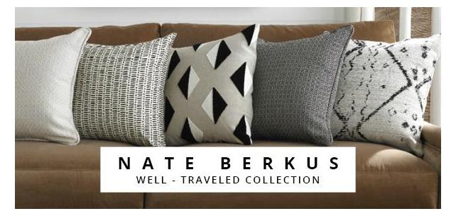 Introducing the Nate Berkus Well-Traveled Collection for Kravet