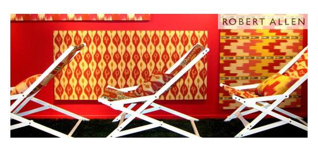 Robert Allen Group New Ikat Fabrics