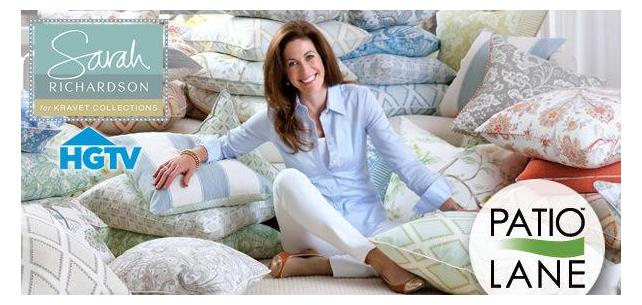 Find Inspiration with the Sarah Richardson Fabric Collection