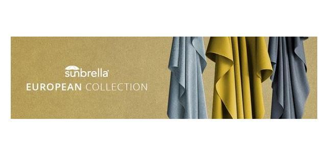 Go Continental with Sunbrella European Collection