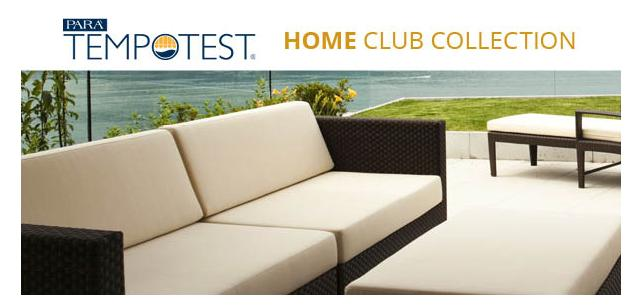 Discover Performance, Style, and Soft Textures of Club Collection by Tempotest Home