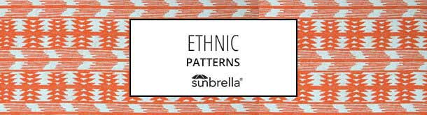 Sunbrella ethnic