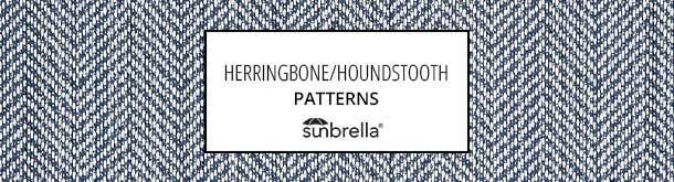 Sunbrella herringbone