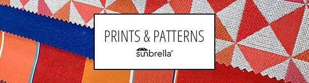 Sunbrella prints and patterns