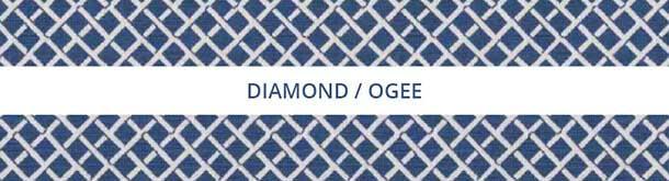 Shop By Pattern-Diamond/Ogee