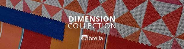Sunbrella Dimension Collection