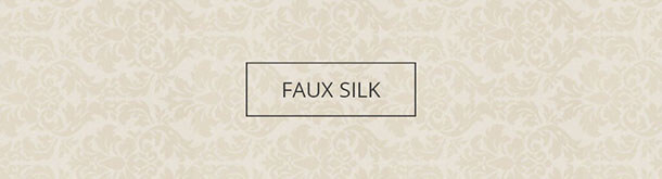 Shop By Fabric Type-Faux Silk