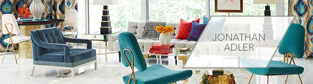 Shop By Designer-Jonathan Adler