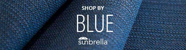 Blue Sunbrella