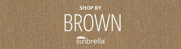 Brown Sunbrella