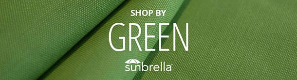 Green Sunbrella