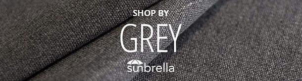Grey Sunbrella
