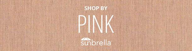 Pink Sunbrella