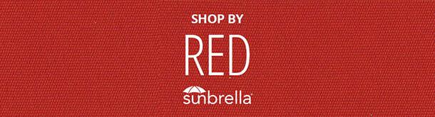 Red Sunbrella