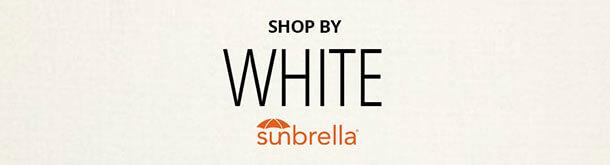 White Sunbrella