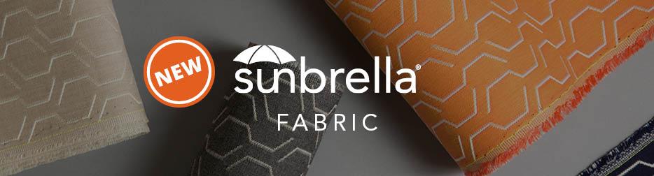 New Sunbrella Fabrics