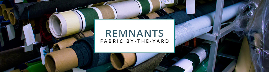 Remnant Fabrics-By-The-Yard