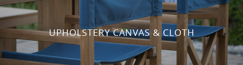 Upholstery Canvas / Cloth