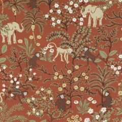 Duralee Spice 72090-136 Market Place Wovens and Prints Collection Multipurpose Fabric