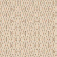 Fabricut Coronet-Apricot 2646405  Decor Fabric