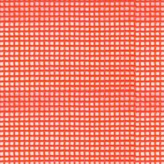 ABBEYSHEA 911 Mesh 4 Fluorescent Orange Awning Tarp Fabric
