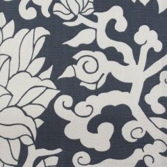 Duralee Blossom-Smoke by Thomas Paul 20877-352 Decor Fabric