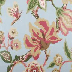 Duralee Light Blue 21055-7 Decor Fabric