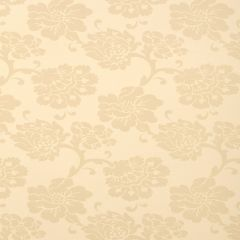 F-Schumacher Albero Floreale-Bisque 5003623 Luxury Decor Wallpaper