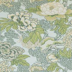 Thibaut Honshu Robin's Egg F975485 Dynasty Collection Multipurpose Fabric