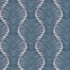 Fabricut Watercraft Denim 69502-04 Vignettes Collection Multipurpose Fabric