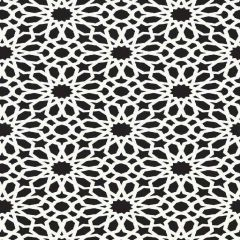 F-Schumacher Agadir Screen-Noir 5006642 Luxury Decor Wallpaper
