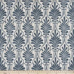 Premier Prints Ecuador Slate Blue / Luxe Polyester Exotic Expressions Outdoor Collection Indoor-Outdoor Upholstery Fabric