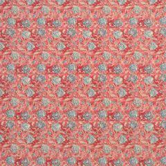 Ralph Lauren Shell Beach Batik Vintage Red LCF67794F Multipurpose Fabric