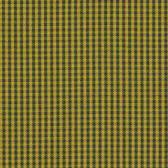 Sunbrella Checks Oliver Yellow CHE F061 140 European Collection Upholstery Fabric